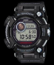 Casio G-Shock Frogman GWF-D1000-1ER-B - New
