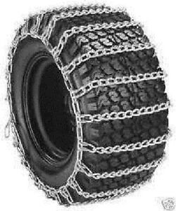 New-Snow-Mud-TIRE-CHAINS-Garden-Tractor-26x12x12-26x12-00x12-00-26-12-12