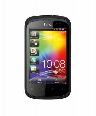HTC Explorer Smartphone smart schwarz