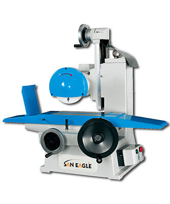 6 X 12 Eagle Hand Feed Surface Grinder Gsg-612 612