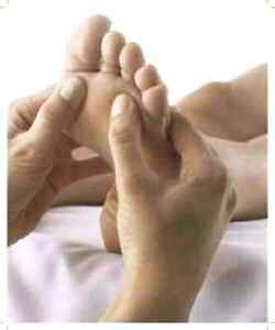 Reflexology -  Feel Healthy and Energized!