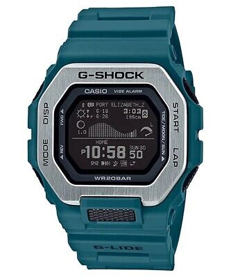 New Casio G-Shock G-Lide Bluetooth Resin Strap Watch GBX100-2