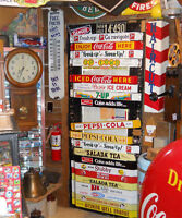 Mike's General Store. Check Out Our New Look. Lots of New stock.