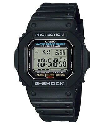 Casio Men G-Shock G5600E-1D Digital Shock Resistant Watch