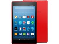 amazon kindle Fire HD 8 2017 16gb 8 inch tablet