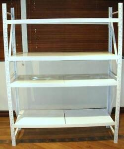 NEW 480KG CAPACITY METAL STORAGE SHELVING RACKING 2MX2MX600MM Wetherill Park Fairfield Area Preview