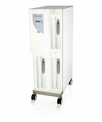 Millipore Elix Gulfstream 100c 100 C Water Filtration Filter Purification System