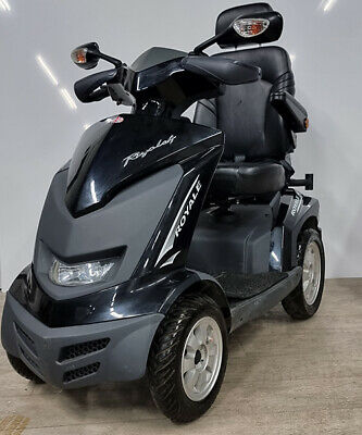 Drive Royale 4 8mph Mobility Scooter Cheap and Excellent Condition