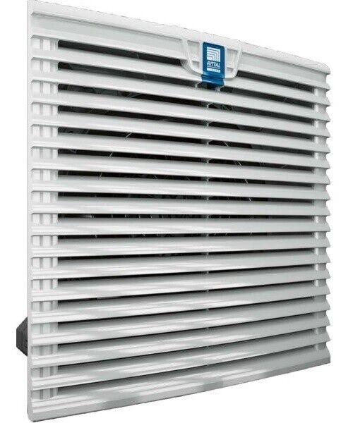 3239110, RITTAL, Filter Fan 115 V, 50/60 Hz