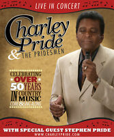 CHARLEY PRIDE IS COMING TO CAPE BRETON!