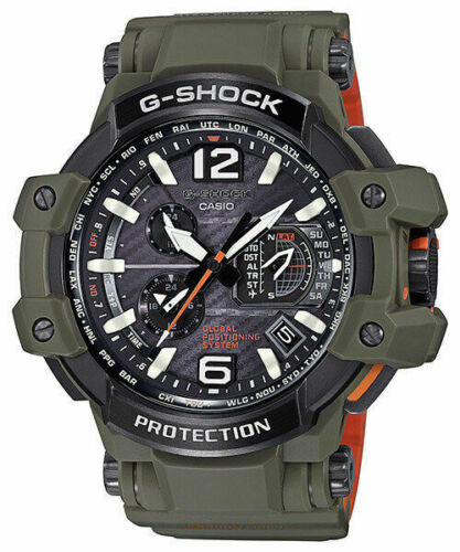 Casio G-Shock GPW1000KH-3A GravityMaster GPS Solar MB6