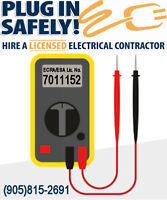 Master Electrician / Electrical Services Oakville
