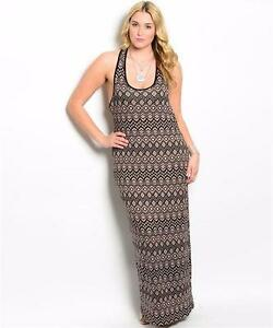 Hip and Curvy Plus Size Dresses
