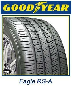 215/45r17 Goodyear Eagle RSA Tires@Liberty Tires Mavis rd Mississauga Sale