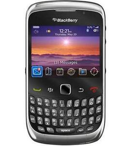TRES BONNE CONDITION UNLOCKED BLACKBERRY CURVE 9300 ($40).......