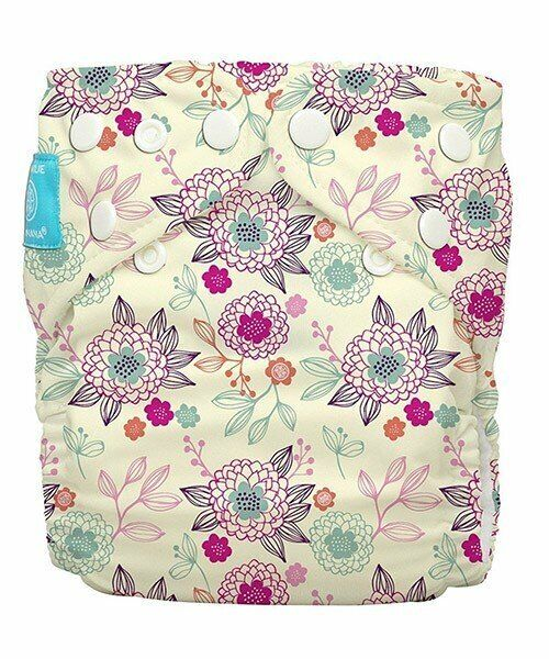 Charlie Banana Hybrid Cloth Diaper - One Size  889869