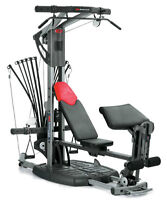 Bowflex Ultimate 2 with all attachments