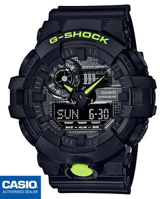 CASIO GA-700DC-1AER⎪GA-700DC-1A⎪ORIGINAL⎪G-SHOCK Classic⎪HOMBRE