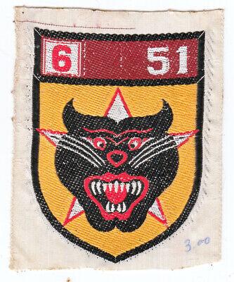 WARTIME ARVN RANGER 6TH GROUP 51ST BATTALION PATCH (709)