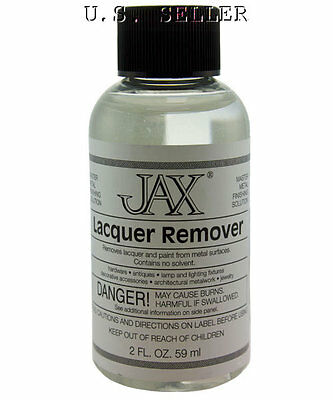 Based Paint Remover (Lacquer And Paint Remover Water Based 2 oz Bottle By)