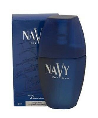 Navy Cologne Spray (NAVY by Dana Cologne Spray  1 oz/30 ml Men/ BOX RUFF SHAPE)