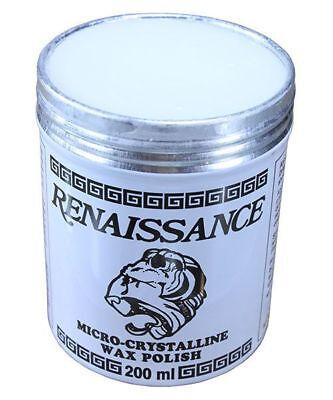 RENAISSANCE WAX 200mls 7ozs