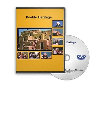Pueblo Heritage History of Taos Acoma and Zuni Indian Ceremony Gallop NM A683