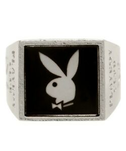 Official Licensed Playboy Club Ring.  This is NOT a Supreme ring