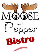 Moose and Pepper Bistro Now Hiring LIne Cooks and Prep Cooks