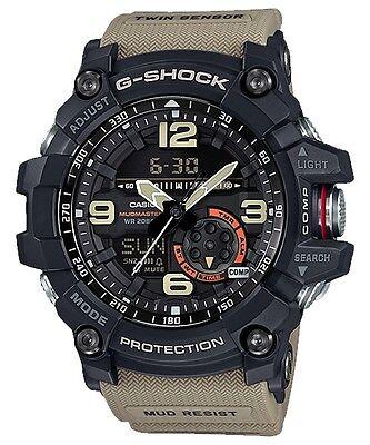 Casio GG-1000-1A5 G-Shock Mudmaster Twin Sensor Ana-Digital Men's Watch