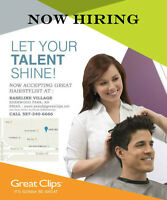 Hairstylist-Earn $18/hr or more if you are talented-Sherwood Par