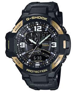 CASIO G-SHOCK GA-1000-9G DR Gravitymaster Aviation Watch