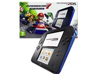 2ds with Mario kart built in