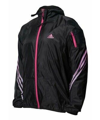 Adidas Performance Womens Shower proof Hooded Jacket, running jacket