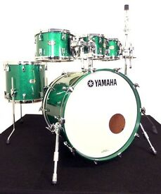 Yamaha Absolute Hybrid Maple Drum Kit