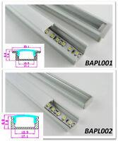Profil d'aluminium pour ruban DEL/LED Strip