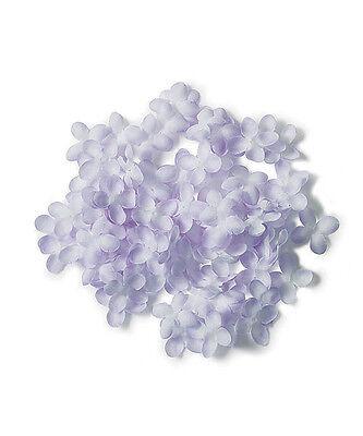 Flower Petals For Weddings (Silk Hydrangea Petals for Flower Girl Baskets, Tabletops, Wedding)