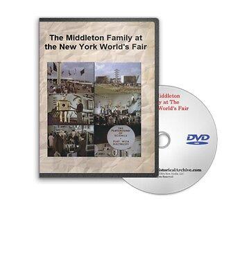 Middleton Family at the 1939 New York World&apos s Fair DVD A667