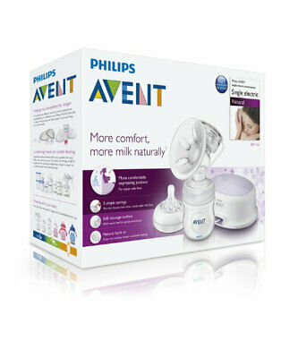 Philips AVENT Confort Simple Eléctrico Sacaleches