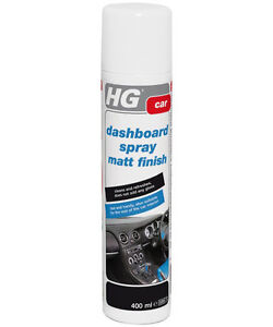 car interior dashboard cleaning spray for matt finish ebay. Black Bedroom Furniture Sets. Home Design Ideas