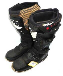 Maverik Fly Racing Motorcylce Boots Size 10 001800566740