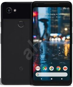 BNIB Google Pixel 2 XL Black Sealed