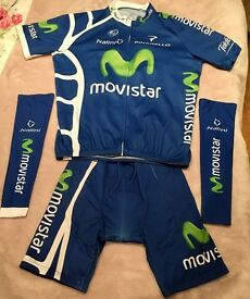 MovieStar Cycling Jersey Set