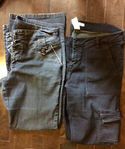 2 pairs of Jeans - size 10
