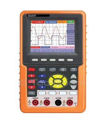 Owon Hds1022m-n Handheld Digital Oscilloscope Dual Channel 20mhz