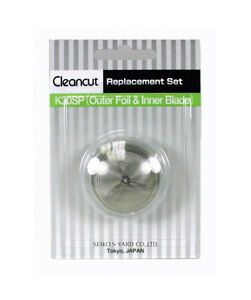 Cleancut-Shaver-ES412-Intimate-Area-Shaver-Replacement-Blades-Foil