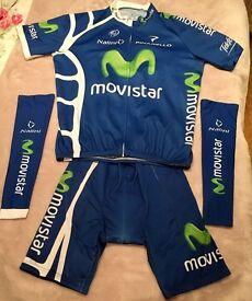 MovieStar Cycling Jersey Set