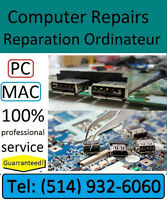 Computer Repairs Cleanup Services And More !