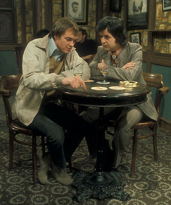 Rodney Bewes and James Bolam UNSIGNED photo - H6346 - The Likely Lads