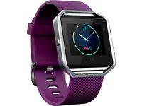 New Fitbit Blaze Large - Purple